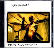 JEFF BUCKLEY peyote radio theatre PROMO CD single RARE w/unreleased tracks