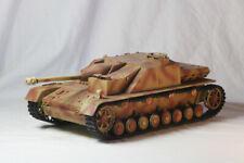 Bandai 1/15 StuG IV, Model Kit, Partially motorized