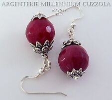 ORECCHINI ARGENTO MAGNA GRECIA SILVER EARRINGS BOUCLES D'OREILLE SILBER OHRRINGE