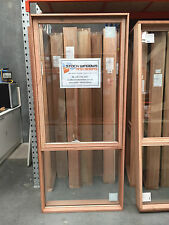 Timber Awning Window 2105h x 929w - Clear Glazed (BRAND NEW SITTING IN STOCK)