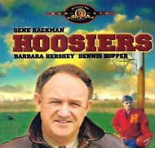 "Basketball Movie "" HOOSIERS "" (Gene HACKMAN Dennis HOPPER) 1986 TRUE STORY Rare"