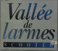 Scooter ?- Vallée De Larmes - 4 Tracks Maxi CD Trance House - Selten