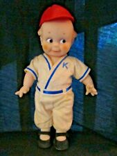 "Baseball Kewpie doll 12"" Jesco cute!"