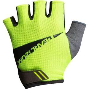 PEARL iZUMi Men's Bicycle Cycle Bike Select Gloves Screaming Yellow