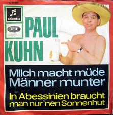 Single / PAUL KUHN / 60er / RARITÄT /