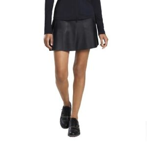 "G/Fore 15"" Effortless Skort Black Onyx M L Womens Golf Skirt GFore NWT"