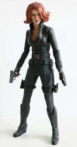 Hot Toys MMS 178 - Marvel Avengers Black Widow - 1/6 Limited Ed Action Figure