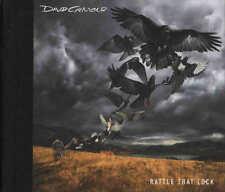 DAVID GILMOUR - Rattle That Lo-ck CD 015 Hardback Digibook PINK FLOYD