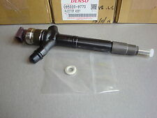 DIESEL FUEL INJECTORS - LANDCRUISER 1VD-FTV COMMON RAIL 095000-9770  23670-59018