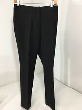 ASOS WOMEN'S SKINNY FIT ANKLE GRAZER PANT BLACK US SZ 6 NWT $31