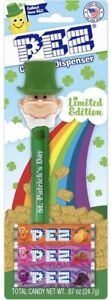Sold Out St, Patricks Day Pez