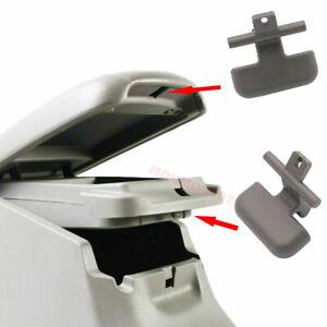 2x Center Console Armrest Upper & Lower Latch Clips For Hyundai Sonata 2007-2010