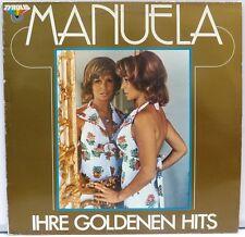LP @ Manuela - Ihre Goldenen Hits @ Tyrolis 7853 - Schweizer Pressung