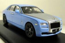 Ixo 1/43 Scale MOC168P Rolls Royce Ghost Alpine Trials blue diecast model car