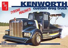 AMT 1 25 Bandag Bandit Kenworth Drag Truck #r2amt1157