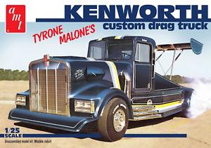 AMT 1:25 Bandag Bandit Kenworth Drag Truck, #R2AMT1157