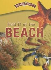 Find It at the Beach (Can You Find It?)-ExLibrary
