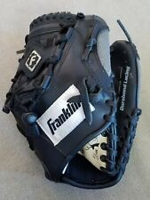 """Franklin Deer Touch Leather 10 1/2"""" Baseball Glove Mitt Youth 4626-101/2 Rht"""