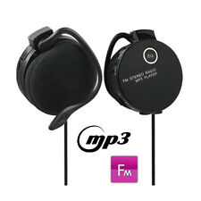 Cuffie Headphone Lettore MP3 Radio FM integrato MicroSd