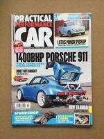 Practical Performance Car Magazine - October 2015 - 1400bhp Porsche 911