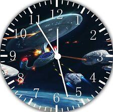 Star Trek Frameless Borderless Wall Clock Nice For Gifts or Decor F143