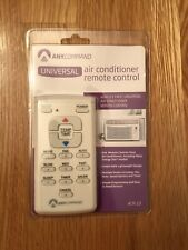UNIVERSAL AIR CONDITIONER REMOTE CONTROL! ANY COMMAND BRAND! BRAND NEW!! LOOK!!!