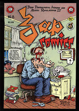 Zap Comix (1967) #8 1988 Printing $2.95 Crumb Spain Wilson Moscoso Williams VF