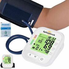 Automática de la parte superior del brazo Monitor de presión arterial digital Medidor Intellisense 99 Memoria