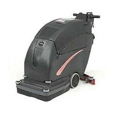 "Auto Floor Scrubber - Two 130 Amp Batteries - Cleaning Width 20"" - 3/4HP 2 Stage"