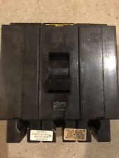 Square D 30 Amp Circuit Breaker 480 Vac 3 Pole Ehb34030
