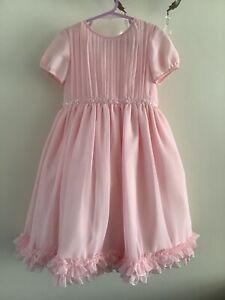 Sarah Louise Dress Age 4 Years
