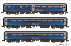 Hornby scotrail Mk2f, Air conditioned coaches, choice of 3, combine postage