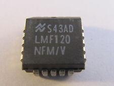 Lot of 10pcs LMF120NFM/V National Samiconductor IC im PLCC20 Gehäuse