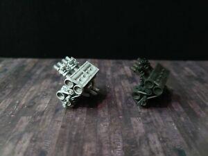 1/24 Cosworth BDA engine for diorama/diecast UNPAINTED