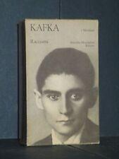 Franz Kafka - Racconti - Mondadori, I Meridiani - 1970