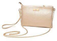 Aitbags Leather Zip Crossbody Bag Women Wallet Handbag Clutch Purse Card Holder