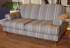 Fab 2 Seater *HEART OF HOUSE* Howard Style Mocha Stripe Sherbourne Sofa