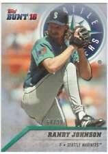 2016 Topps Bunt Baseball (Physical) Platino / 99 #135 Randy Johnson Mariners
