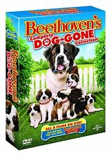 BEETHOVEN'S Complete 1 2 3 4 5 6 7 8 Dog Gone Films Collection Boxset NEW DVD