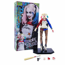 CRAZY TOYS DC HARLEY QUINN 1/12TH SUICIDE SQUAD COLLECTIBLE ACTION FIGURE TOY