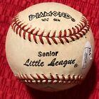 U S President JOE BIDEN Signed Autographed  Baseball JSA COA with Inscriptions