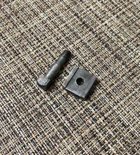 New Listingatlas Craftsman 6 101 618 Lathe Carriage Lock Clamp Amp Bolt M6 14