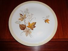 Alfred Meakin Glo White Breakfast Or Salad Plate AUTUMN GLORY