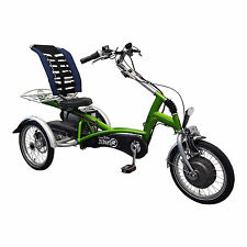 Elektrisches Van Raam Easy Rider Junior Therapeutisches Kinderdreirad 8 Gang NEU