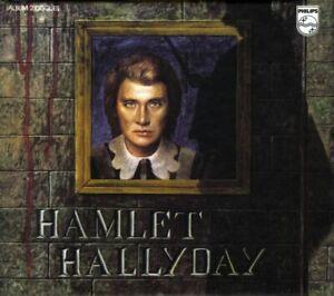 "JOHNNY HALLYDAY "" HAMLET "" DIGIPACK 2000  BON ETAT"