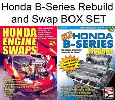 Honda B-Series Rebuild And Swap Box Set