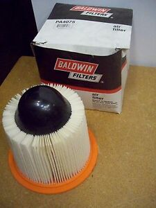BALDWIN FILTERS PA4075 Air Filter, 7 x 7-7/8 in. Ford truck vans 2012-16