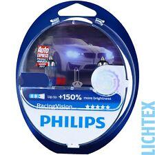 PHILIPS RacingVision - Die stärkste Halogen Scheinwerfer Lampe NEU
