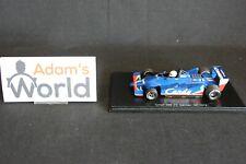 Spark Tyrrell Ford 009 1979 1:43 #4 Geoff Lees (GBR) German GP (KL)