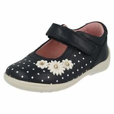 cacc97bff2d7a Girls Startrite Casual Shoes Super Soft Daisy Navy 8 UK F